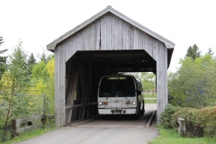 Codiac Transpo 408 -- Covered Bridge - 17SEP17
