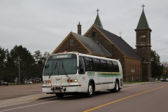 Codiac Transpo 408 - Dieppe Church - 17SEP17