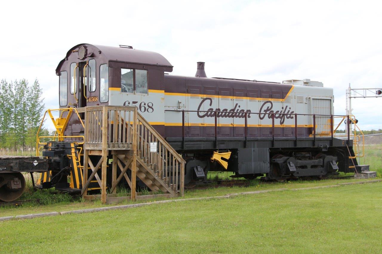 SK Rwy Museum - CPR 6568 - 02JUN18