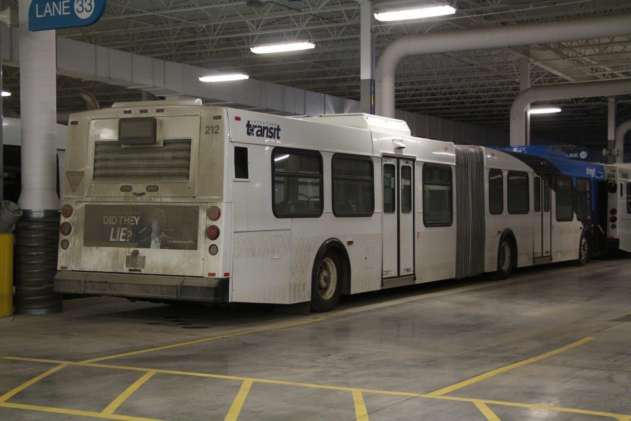 Saskatoon Transit 0212 - 02JUN18