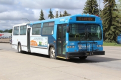 Saskatoon Transit 449 - Confed Mall  - 02JUN18