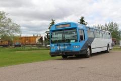 Saskatoon Transit 449 - Rwy Mus - 02JUN18