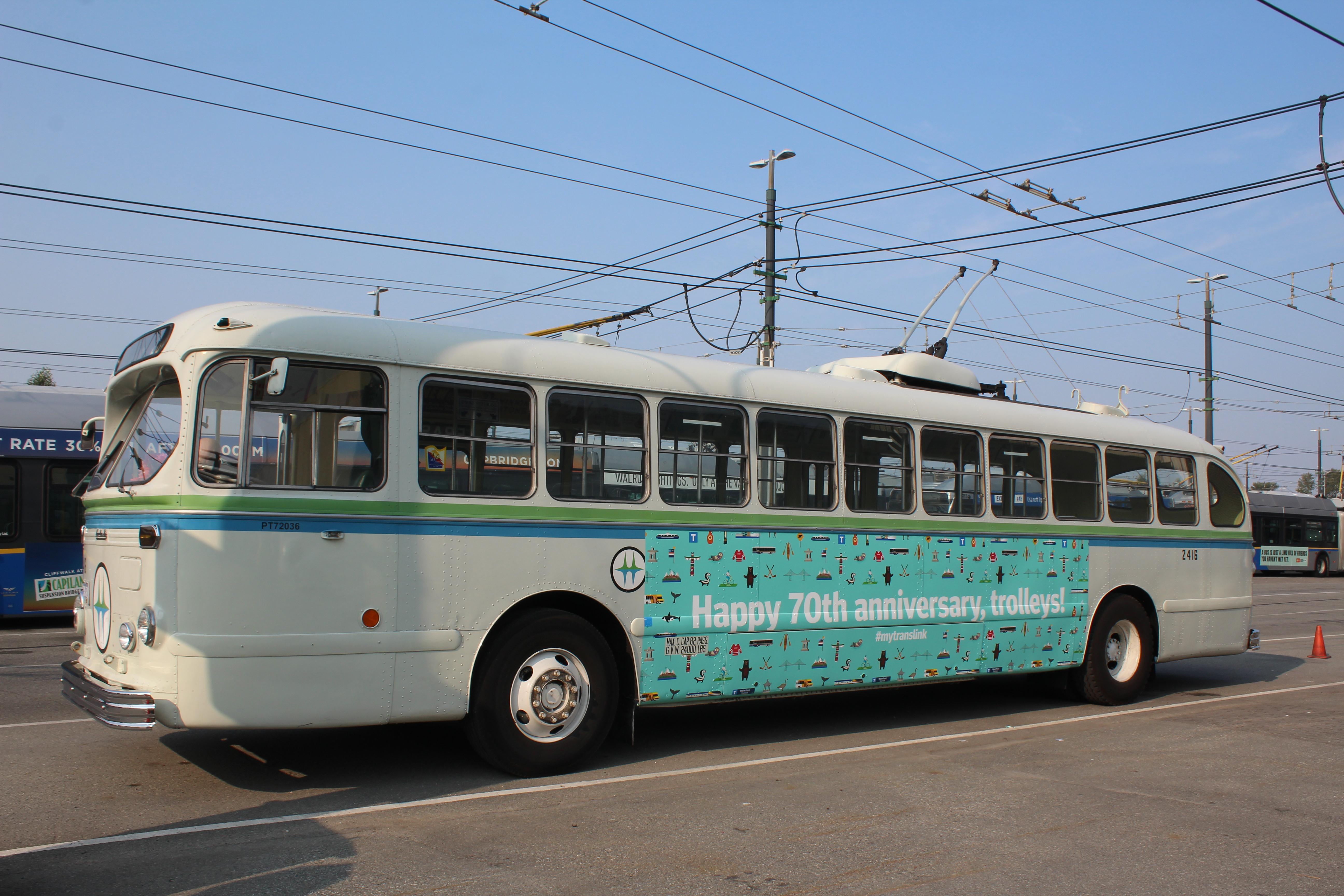 BC Trolley -2